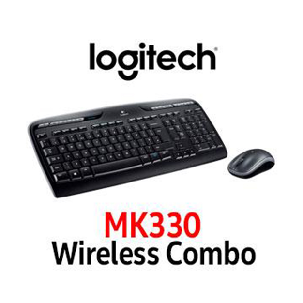 fb4750034ce Logitech Wireless Keyboard and Mouse - MK330 - We do IT Solutions
